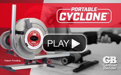 Portable Cyclone Video